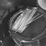 Sean Baxter's drum's sticks